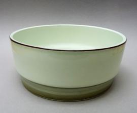 Figgjo Flint V555 Groene cirkel salade schaal