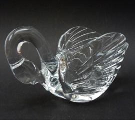 Cristal Arques Durand loodkristallen melkkan Zwaan
