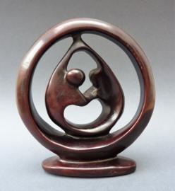 Family Circle sculptuurtje Verbondenheid