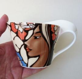 Villeroy Boch New Wave Caffe Maya koffiekop