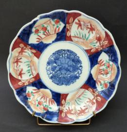 Japans Meiji Imari porseleinen bord