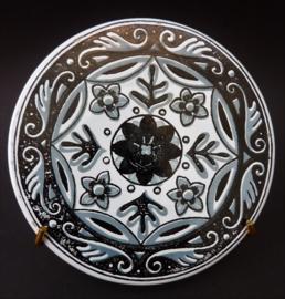 Keramische onderzetter in Scandinavische stijl