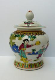 Chinese Jingdezhen porseleinen PROC gemberpot