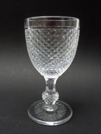 Ivima Diamond Point Clear wijnglas