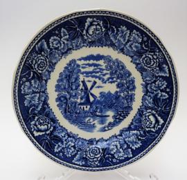 Arabia Landscape Blue salade bord 20 cm