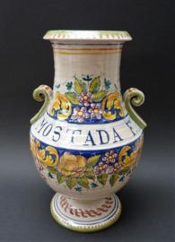 Deruta apothekerspot Mostada F