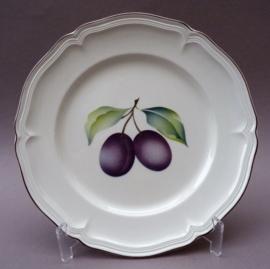 Villeroy Boch Frutta bord met pruim