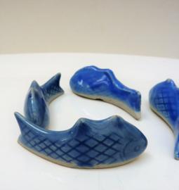 Chinese Koi karper porseleinen stokjesleggers