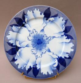 Japans Meiji Fukagawa Seiji porseleinen bord