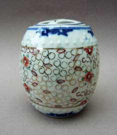 Chinees rijstkorrel porseleinen Wanyu gemberpot