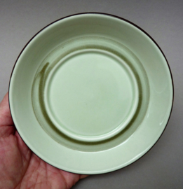 Figgjo Flint V555 Groene cirkel losse schotel