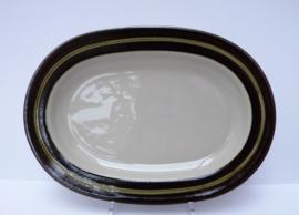 Arabia Karelia ovale serveerschaal