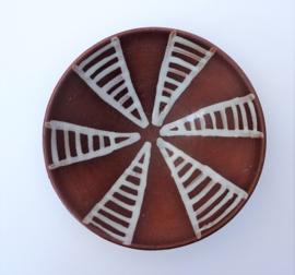 Jaap Ravelli Mid Century pottery schaaltje