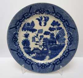 Flair Japan Blue Willow dinerbord