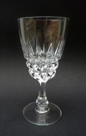Cristal Arques Durand Pompadour loodkristallen wijnglas