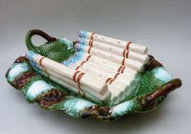 Barbotine aardewerk