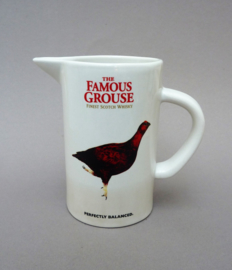 The Famous Grouse pitcher Perfectly balanced