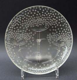 Rosenthal Studio Linie Nanny Still Mc Kinney glazen bord Raining Blossom
