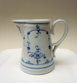 Rauenstein Greiner Strohblumenmuster porseleinen kan 19e eeuw