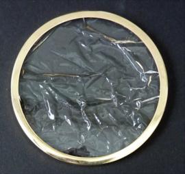 Pimpernel England glas onderzetter bevroren water - set van zes