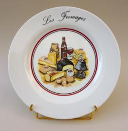 Kaasborden Les Fromages Sandra Rich - set van vier