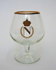 Napoleon cognac glas