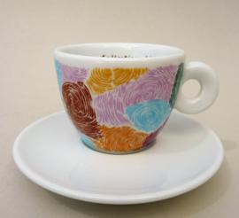 Illy Art Collection 1992 Arti e Mestieri Maurizio Cargnelli espresso kop Digital Coffee