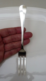 Christofle Baguette verzilverde saladevork