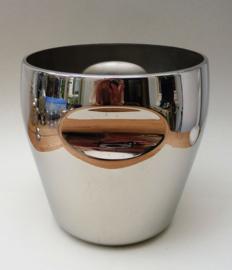 Alfra Alessi Massoni Mazzeri Modernist wijn champagne koeler model 872