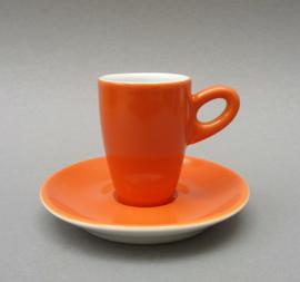SPM Walkure Alta oranje espresso kop en schotel