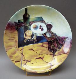 Kunst op Tafel Dorjiin Bold Mongolia Dinner for One bord