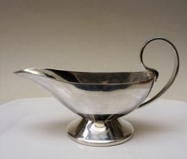 Sola Art Deco verzilverde sauskom 100 ml