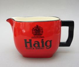 Haig Whisky pitcher