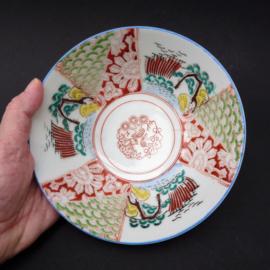 Japanse porseleinen Taisho kom