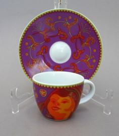 Ritzenhoff My Little Darling Debora Jedwab espresso kop 1580017
