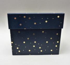 Luxe doos kadoverpakking - alleen voor kleinere artikelen