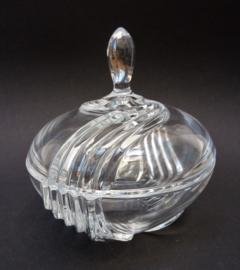 Cristal Arques kristallen bonbonniere