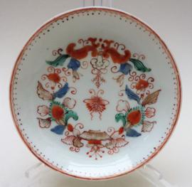 Chinees QianLong porseleinen schoteltje