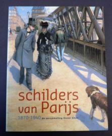 Schilders van Parijs 1870 tot 1940