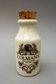 Colmans John Bull The Mustard Shop mosterd fles
