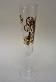 Ritzenhoff Art Glass Dajana Brinkert champagne flute