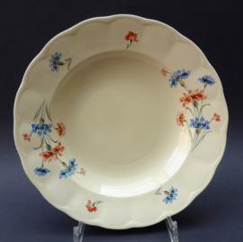 Societe Ceramique Triumph diep bord - set van vier
