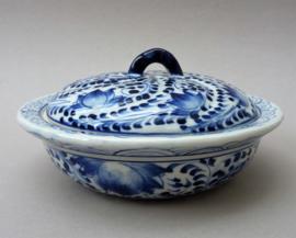 Vietnamese blauw wit porseleinen terrine