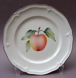 Villeroy Boch Frutta bord met appel