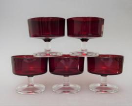 Luminarc Cavalier rouge cocktailglas