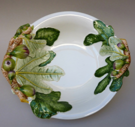Bassano Italy Studio Bazar fruitschaal met vijg decoratie