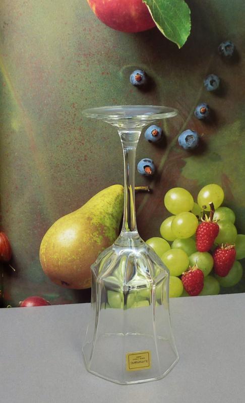 Arcoroc Luminarc France Octime transparant wine glass 18 cm