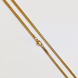 YUKI NECKLACE - gold