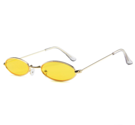 ULTRA RETRO SUNNIES - gold/yellow