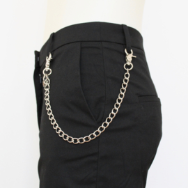 BIKER CHAIN - single short